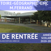 Rentrée scolaire by julienferrand1845 on Genially