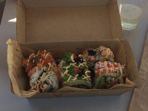 Le Sydney Fish Market avec ses marchands de sushis, ses coquillages démesurés et le fameux Barramundi que tous les restos servent préparés de différentes façons.
