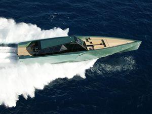 VIDEO - Wally 118, le motor-yacht extrème