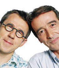 Fred et Jamy.... sur Europe 1 !