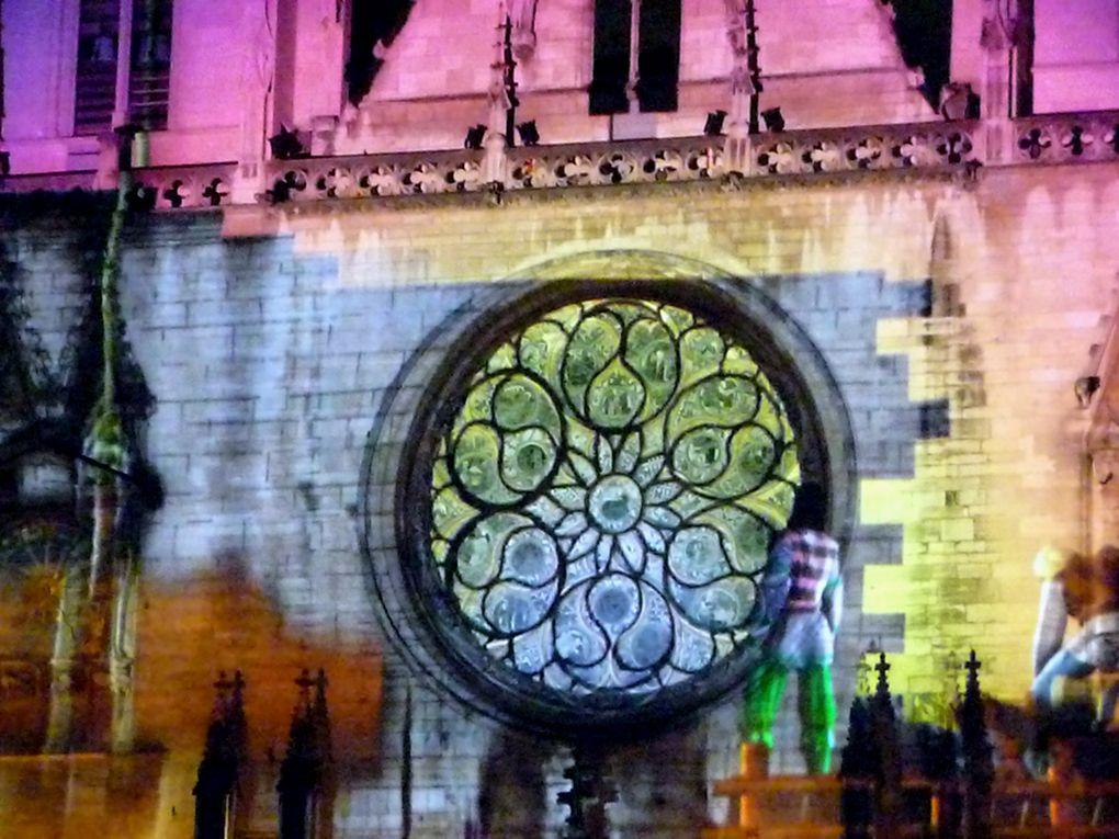 Album - LYON Fête des Lumières 2009