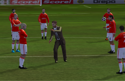 Dream League Soccer Mod APK Android Free Download
