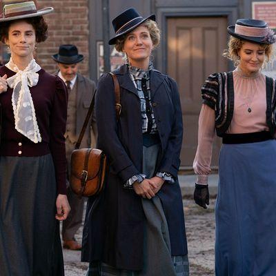 En compagnie des Femmes Murdoch Mysteries
