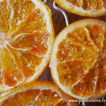 "Tranches d'Oranges confites express ""micro-ondes"" ?"