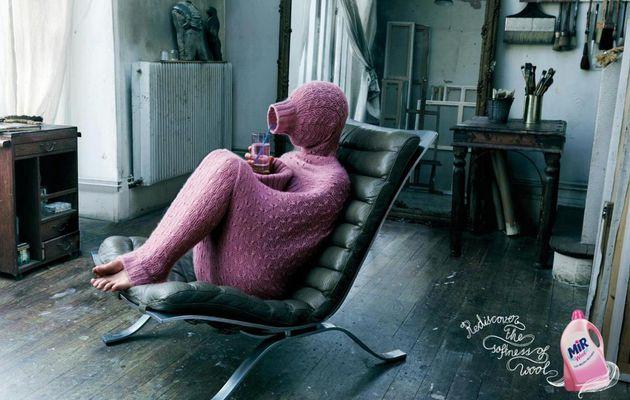 Pub d'autrefois : en 2008, MIR se tricote une image