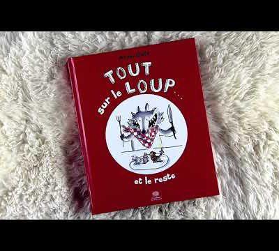 """Traduction: dernière publication du livre """"Tout sur le loup et le reste"""""""