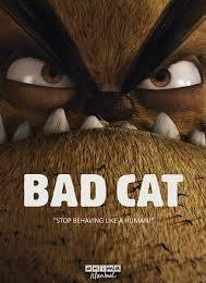 BIFFF 2017 - critique de l'animation BAD CAT d'Ayse Unal & Mehmet Kurtulus (Turquie)