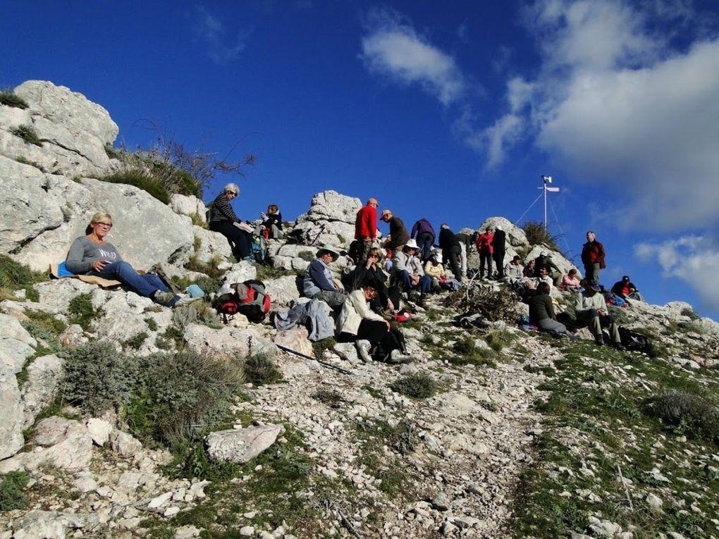 Du Col des Portes, Oratoire de Malivert, Pic des Mouches...