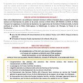 L'Union départementale CGT des Bouches du Rhône appelle à la grève le 22 février prochain!