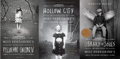 Ransom Riggs - *Miss Peregrine's Home for Peculiar Children