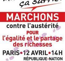 """""""Après les municipales, Valls : La deuxième claque pour le peuple de gauche."""" Publié le 1 avril 2014 par Aymeric Seassau"""
