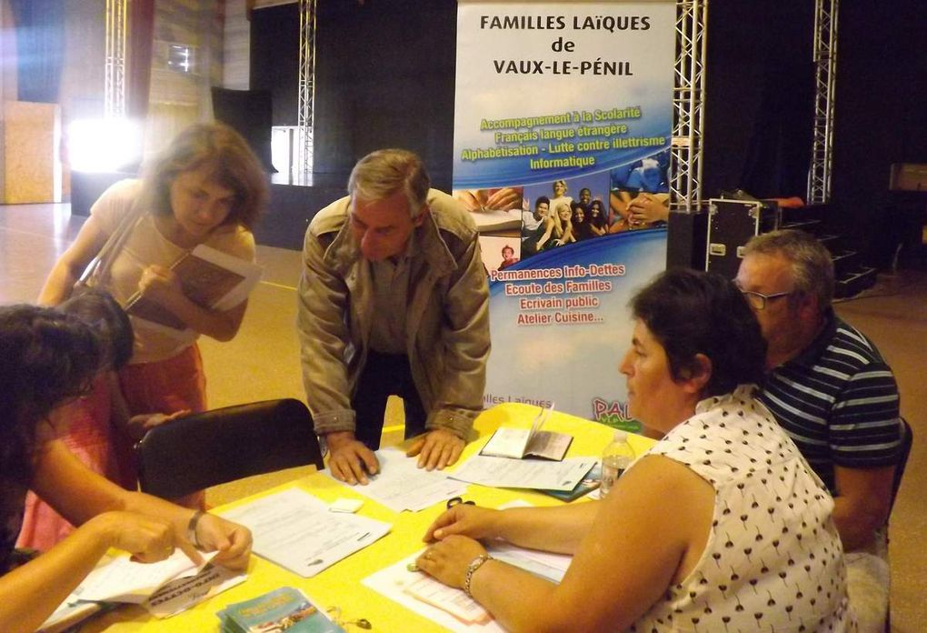 FORUM DES ASSOCIATIONS et ASSISES DE LA VIE ASSOCIATIVE