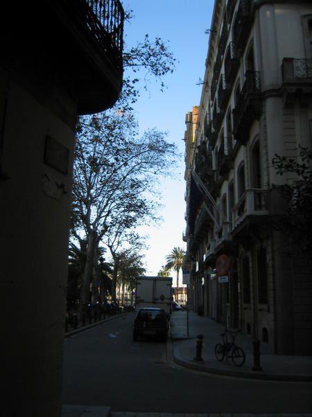 Ville de Barcelone (Espagne) Photos: ©Emmanuel CRIVAT 2006