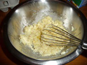 Gaufres de pomme de terre façon tartiflette