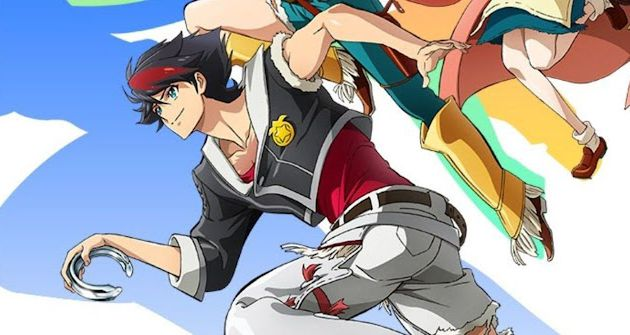 Code Geass Director Reveals Promo of Back Arrow Anime