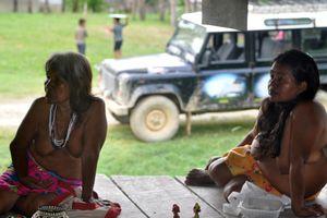 Tourisme au Panama, une famille de voyageurs découvre le Darién du Panama (2) Première journée
