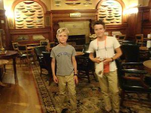 Musées / Yacht Club / Comédies musicales / NYYC / club de Harvard .....