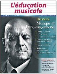 Musique et Franc-Maçonnerie