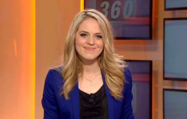 2012 12 07 - CLAIRE ARNOUX - BFM TV - WEEK-END 360 @21H30