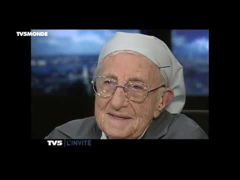 SOEUR EMMANUELLE : Sa grande interview testament INÉDITE I