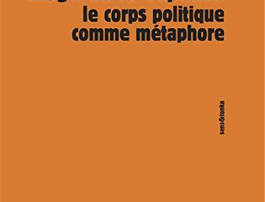 Corps politique et dépense publique