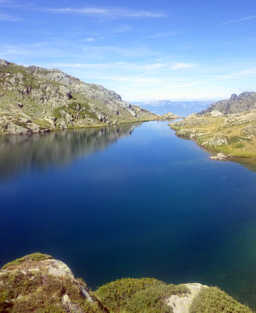 LAC DAVID - MASSIF DE BELLEDONNE - 38 -