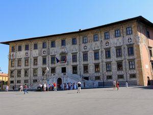 Eglise Santa Maria della Spina et Palazzo della Carovana - Pise - Eté 2013