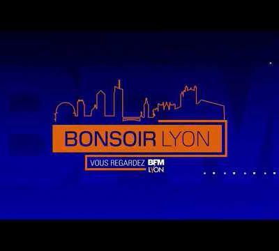 Guillaume Bottazzi - BFM TV - Lyon