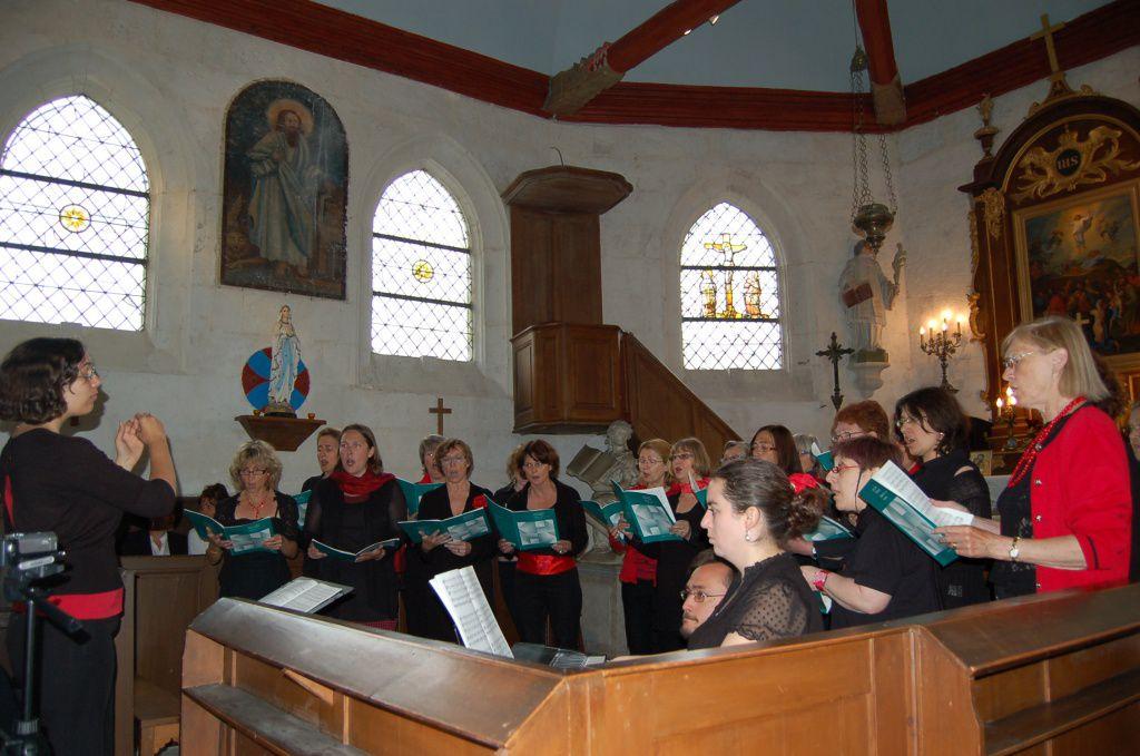 Voix sur Seine : troisième festival de chant choral de 2011