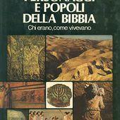 PERSONAGGI E POPOLI DELLA BIBBIA - WRIGHT ERNEST