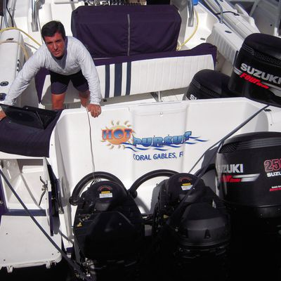 Best service of boat equipment installation