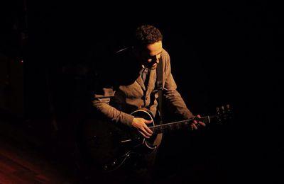 Jorge Drexler, Bailar en la cueva, Palau de la musica, Barcelona 2014