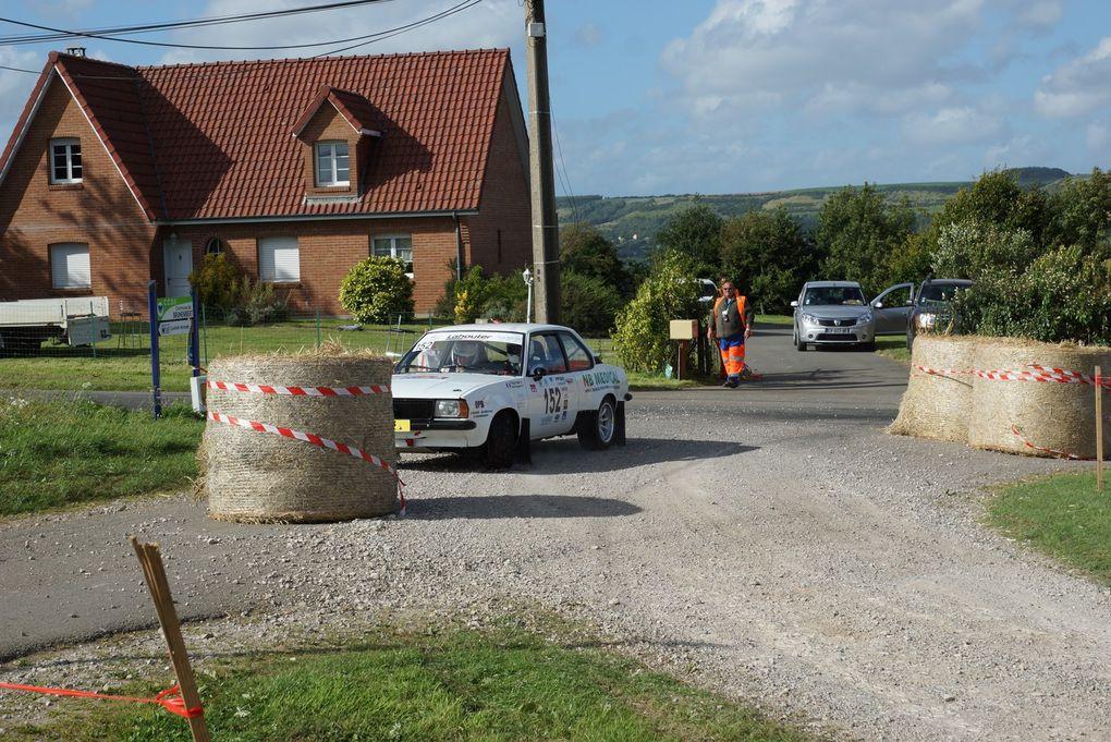 Rallye du Boulonnais V.H.C 2016  Desvres-Samer
