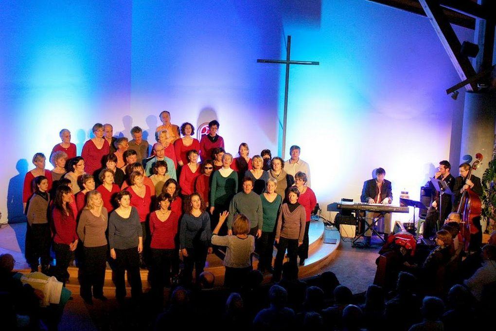 Concert dans la Chapelle de Haute Lumière aux Saisies