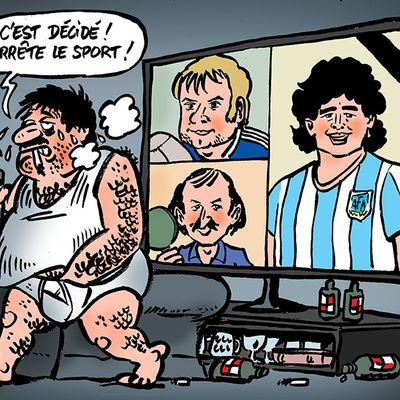 Hasta siempre Maradona