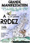 Defensa de la Terra soutient les luttes en Aveyron contre RTE et ses mégaprojets