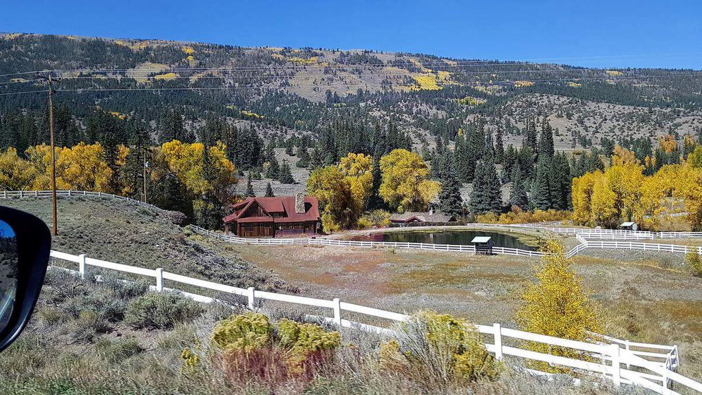 Diaporama : Couleurs d'automne sur la Silver Thread Scenic Byway