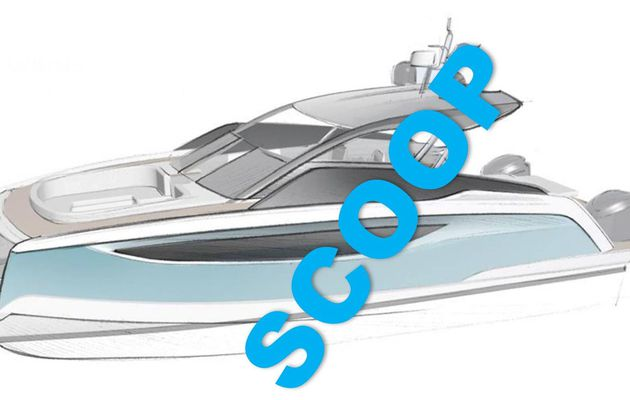 Scoop - Four Winns enters the outboard catamaran market