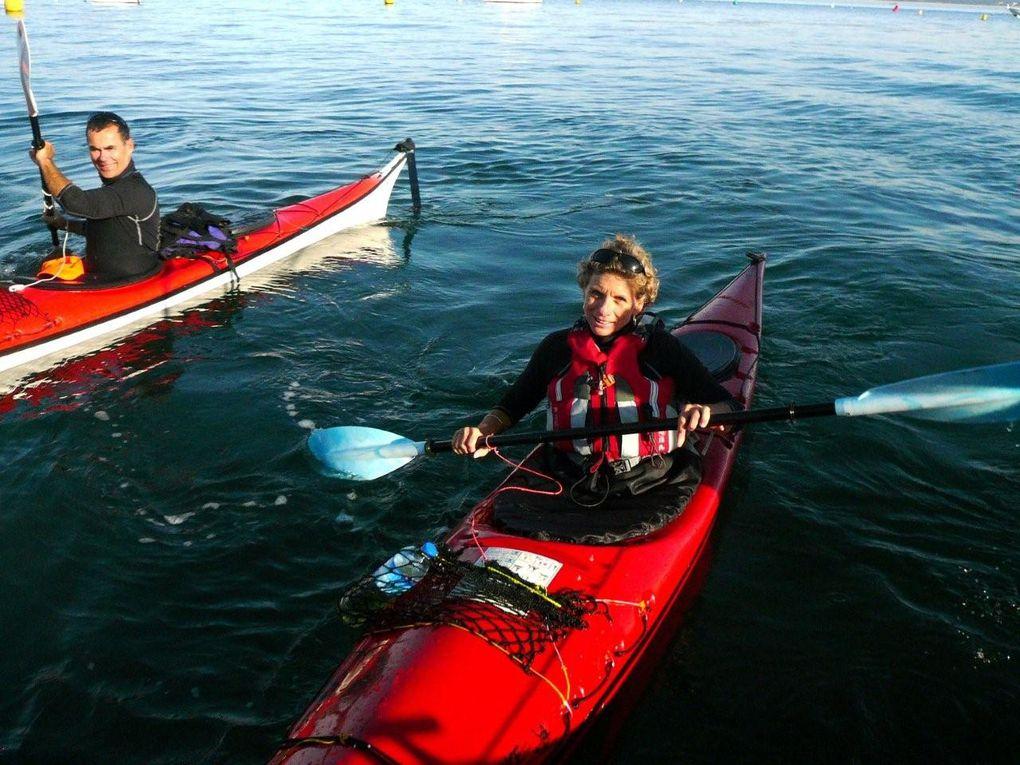 Sortie du mercredi 28 octobre 2009. Navigation : Pyla => La Pointe => Jetée Bellisaire => La Vigne => Pyla