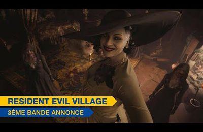 [ACTUALITE] Resident Evil Village - Plein d'infos, date de sortie, plateformes, démo et trailer!