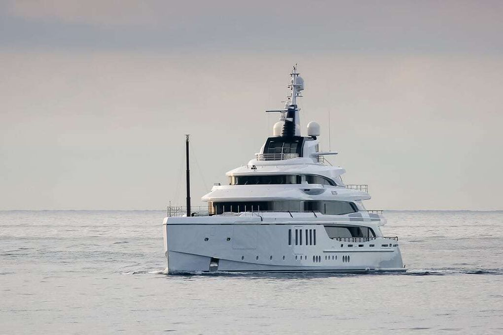 "Benetti delivers M/Y ""Metis"", a 63-meter custom yacht with innovative interiors and elaborated design"