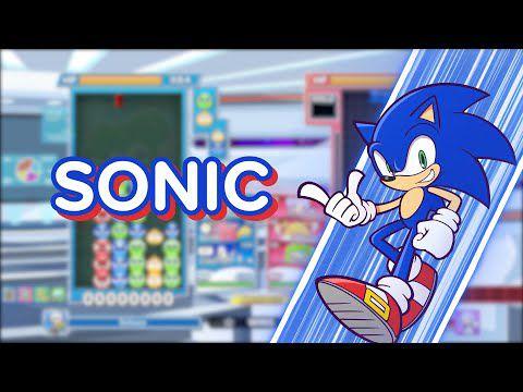 [ACTUALITE] Puyo Puyo Tetris 2 - Sonic arrive à toute allure
