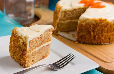 Receta bizcocho de zanahoria super esponjoso y jugoso