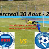 Nationale 3: Derby victorieux contre Sarre-Union ? - Doc de Haguenau