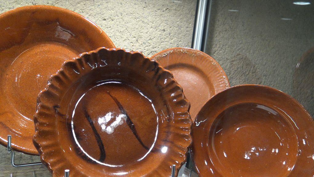 les poteries vernissées d'Auvillar