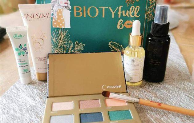 Raffinée et scintillante avec Biotyfull Box