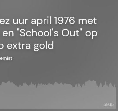 Avril 1976: Radio Mi amigo