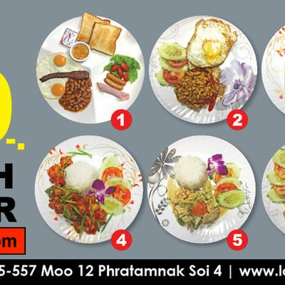 CRAZY LUNCH AT 99 Baht