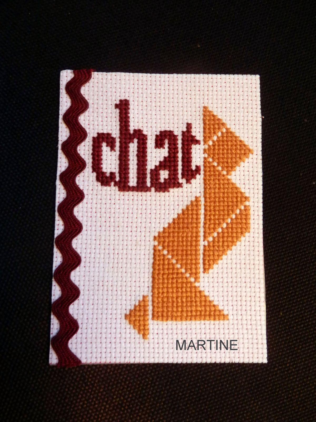 ET VOICI LA  3EME ATC RECUE DE MARTINE AU 1ER JUIN 2021