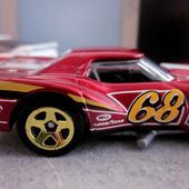 LES MODELES CHEVROLET CORVETTE HOT WHEELS.